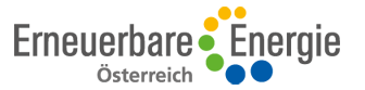 Logo Erneuerbare Energie Österreich
