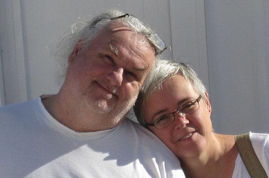 Harald und Andrea Kuster