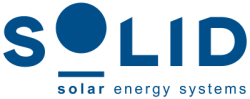 Logo SOLID Solar Energy Systems