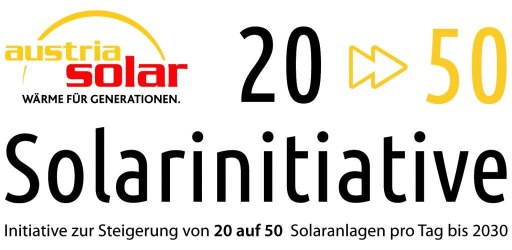 Solarinitiative 20 > 50