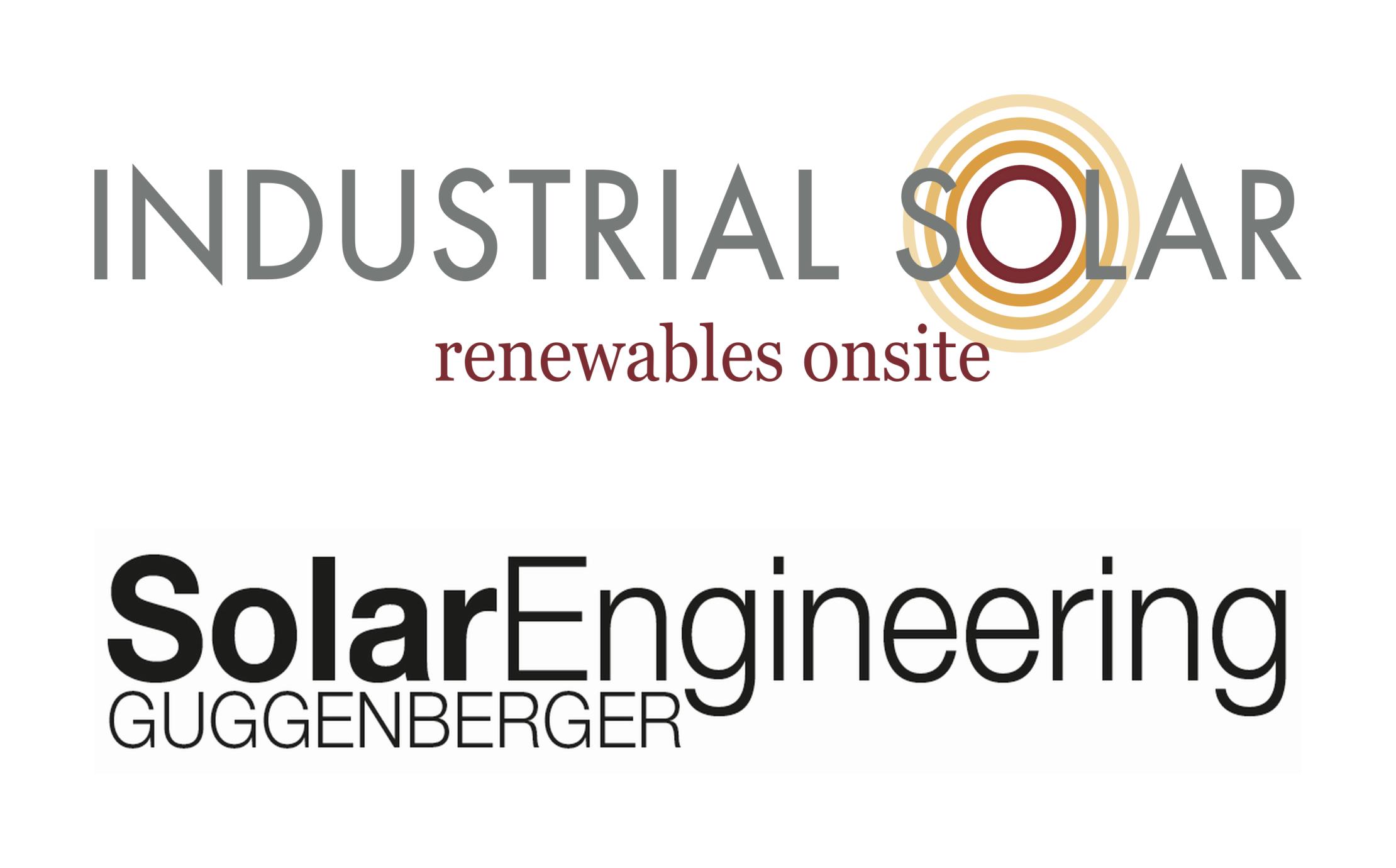 Logo von Industrial Solar und Solar Engineering Guggenberger