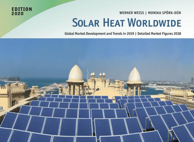 Cover Solar Heat Worldwide 2020