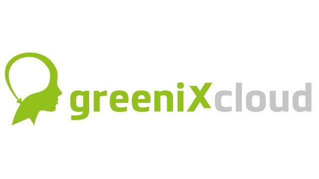 Logo greeniXcloud 640x360