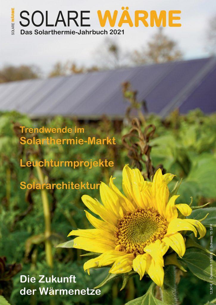 Solarthermie-Jahrbuch 2021