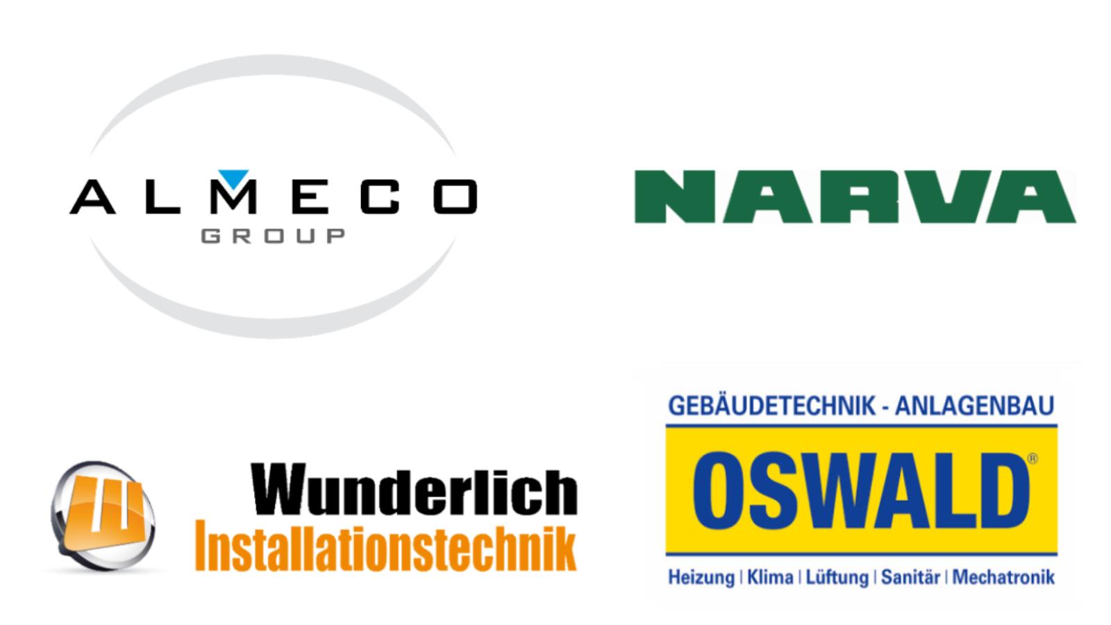 Logos der neuen Austria Solar Mitglieder und SolarPartner
